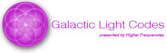Galactic Light Codes Logo